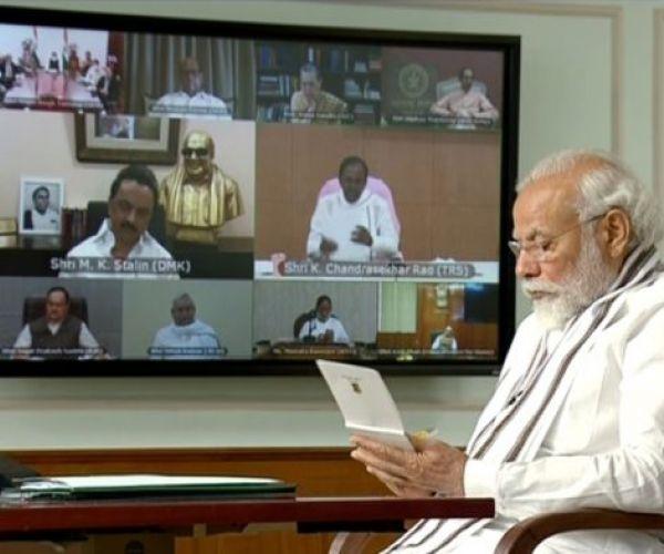 कोरोना ने बढ़ाई टेंशन, 7 अप्रैल को सभी राज्यों के मुख्यमंत्रियों के साथ फिर बैठक करेंगे PM मोदी