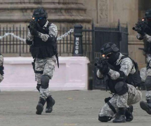 काेर्ट में पुलिस से हाथ छुड़ाकर भागे दुष्कर्म आरोपी, स्वैट कमांडो व पुलिस की टीम ने दबोचा